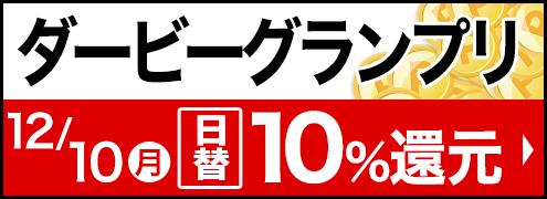 岩手重賞:ダービーグランプリ 特集ページ