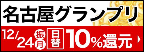 ダートグレード競走:名古屋グランプリ(2018)特集ページ