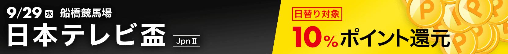 ダートグレード競走:日本テレビ盃(2021)特集ページ