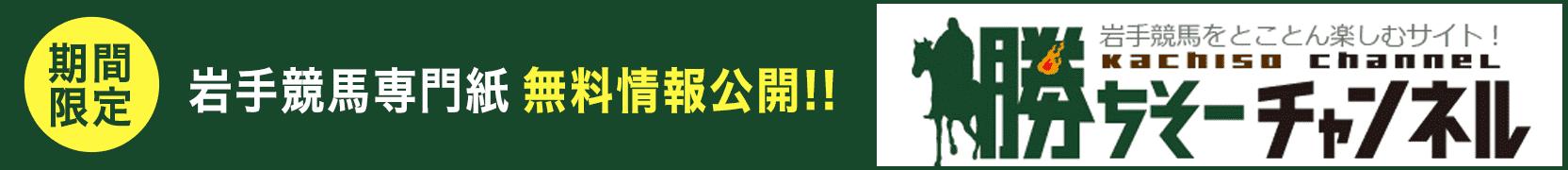 岩手競馬勝ちそーチャンネル