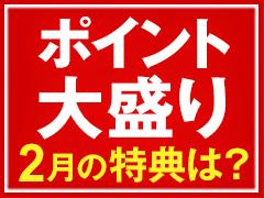 ポイント大盛りプログラム(2019年2月)