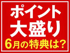 ポイント大盛りプログラム(2019年6月)